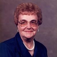 Lucille Emma Knirsch  October 14 1924  May 19 2019