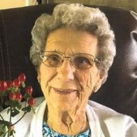 Lucile Mae Pratt  August 23 1926  May 18 2019