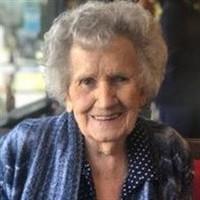 Norma Ganna Hanes Webb  October 21 1927  May 23 2019