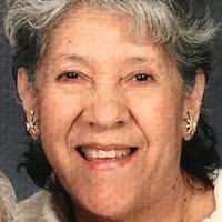 Patricia Louise Lujan  April 23 1931  May 1 2019