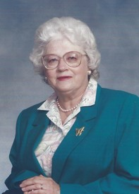 Rebecca Jane Harrill Thompson  August 7 1925  May 21 2019 (age 93)