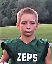 Tayton Levi Hupp  February 18 2005  May 21 2019 (age 14)