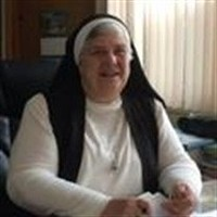 Sr Frederick Mary Depew CSJB  May 23 2019
