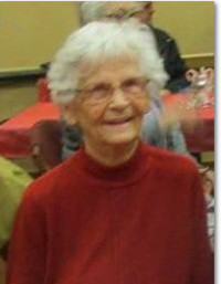 Adeline Brantl  January 2 1930  May 22 2019 (age 89)
