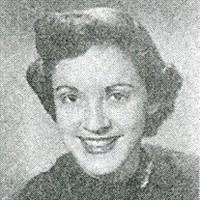 Jean Hardy Vann  January 9 1933  May 24 2019