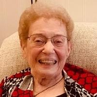 Jacqueline Gail Davis Metzger  June 30 1934  May 24 2019