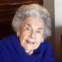 Lauretta Keener Warlick  June 8 1921  May 25 2019