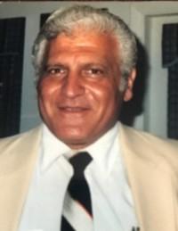Ronald R Shamon  April 27 1936
