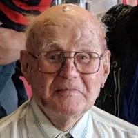 Theodore H Weber  February 25 1918  May 25 2019