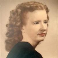 Esther McNair Lott  June 25 1928  May 28 2019