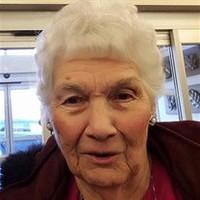 Helen Williamson  October 2 1929  May 27 2019