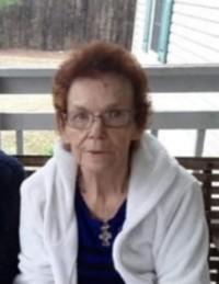 Martha Louise Odum Shoffner  June 26 1944