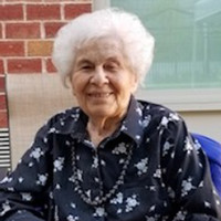 Theresa Mary Belanger  September 28 1927  May 26 2019
