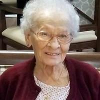 Eleanor Elizabeth Andrews  January 9 1919  May 28 2019