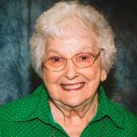 Genevieve H Scheuring  January 16 1924  May 30 2019