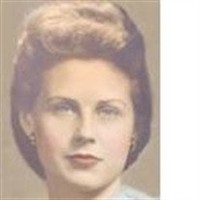 Justine Bell Meadows  February 17 1926  May 24 2019