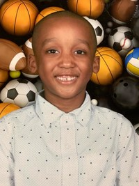 Samuel Belizaire  August 1 2012  May 19 2019 (age 6)