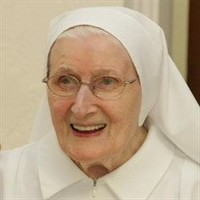 Sister Mary Paschal OSC  March 12 1918  May 29 2019