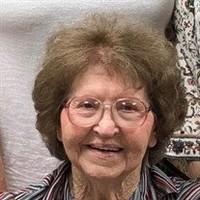 Velma Nadine Wallace Lebanon  October 19 1926  May 26 2019