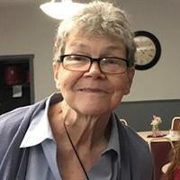 Ann Ridout  April 8 1943  May 28 2019