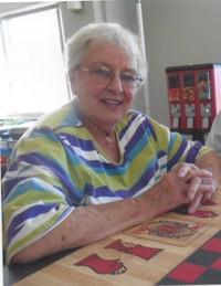 Ingeborg Cookie Hoskins  1930  2019 (age 88)