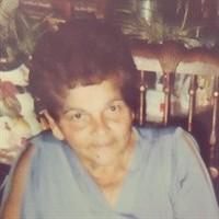 Lydia Cruz  May 26 1936  May 27 2019
