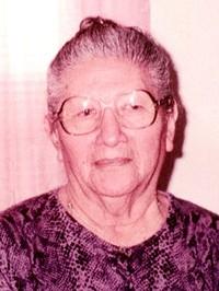 Genobeba Esquivel Garcia  November 4 1925  June 3 2019