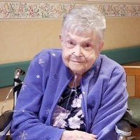 Dorothy Evelyn Petering  January 10 1920  June 2 2019