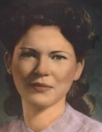 Alice Jane Bennett  September 21 1922