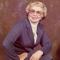 Nina Pearl Craig Senecal  December 4 1922  June 6 2019