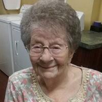 Betty  Foureman  February 27 1923  June 7 2019