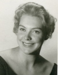 Judith Judy Hauff  April 7 1939