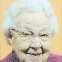 Maudie Luella Mootz  November 13 1916  June 10 2019
