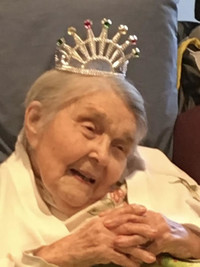 Mildred A Wilber  May 2 1916  June 8 2019 (age 103)