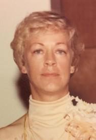 Beverly Jean Vickerman  July 12 1940  June 11 2019