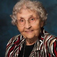 Sr Mary Joyce Meyers OSB  June 27 1923  June 11 2019