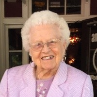 Dorothy W Witzenberger  July 06 1918  June 09 2019