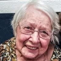 Edna Marie Hill  August 3 1927  June 10 2019