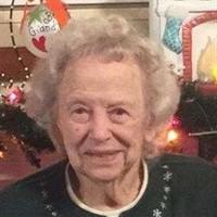 Helen Earle Daniels  December 22 1927  June 11 2019