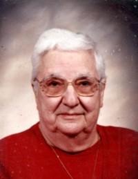 Violet Frances Latorre Steimer  June 16 1924