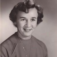 Virginia B Fitzpatrick  November 16 1928  May 12 2019