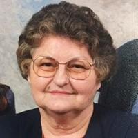 Edith Mae Altizer Robinson  April 9 1930  June 16 2019