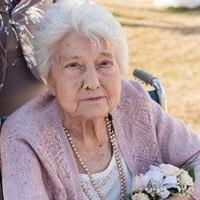 Frances Carolyn Pollard  July 16 1924  June 17 2019