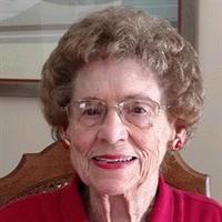 J Elizabeth Gleason Sanford  March 30 1926  June 18 2019