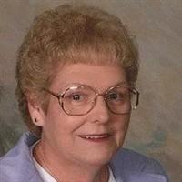 Betty Ruth Thompson  June 21 1937  June 19 2019