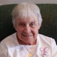 Elnora Mae Deraedt  August 6 1926  June 19 2019