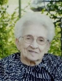 Esther Irene VanHove  August 8 1923