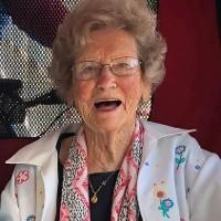 Sylvia Agnes Hausmann  November 30 1920  June 18 2019