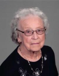Bertha Elizabeth Johnson  2019
