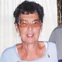 Betty JoAnn Ebaugh  October 22 1935  June 20 2019